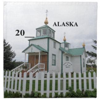 Serviettes De Table Église russe