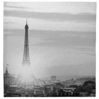 Serviettes De Table eiffel tower, paris, France