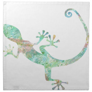 Serviettes De Table Gecko