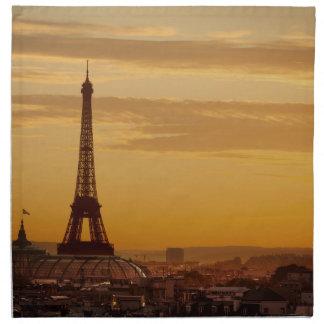 Serviettes De Table Paris