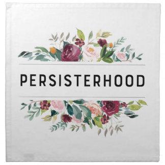 Serviettes De Table persisterhood