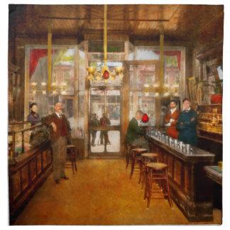 Serviettes De Table Pharmacie - la pharmacie 1910 de Congdon