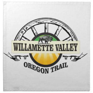 Serviettes De Table plus d'ot de vallée de willamette