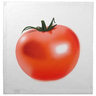 Serviettes De Table Tomate