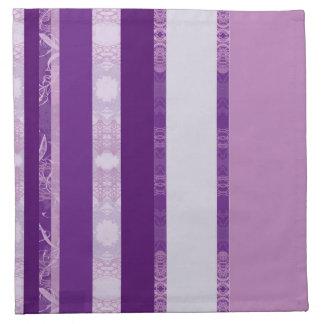 Serviettes De Table violet