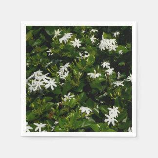 Serviettes En Papier Fleurs de jasmin