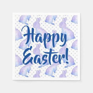 Serviettes En Papier Joyeuses Pâques
