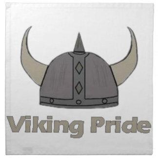 Serviettes En Tissus Fierté de Viking