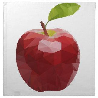 Serviettes En Tissus Nouvelle pomme
