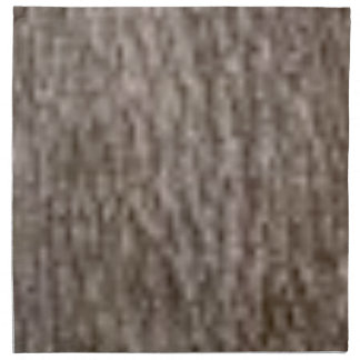 Serviettes En Tissus ondulations de l'écorce blanche