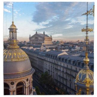 Serviettes En Tissus Paris