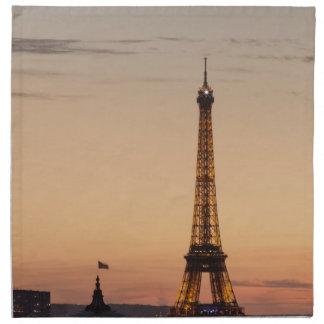 Serviettes En Tissus Paris <3