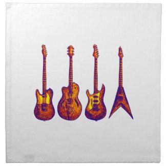 Serviettes En Tissus Quartet de ficelle
