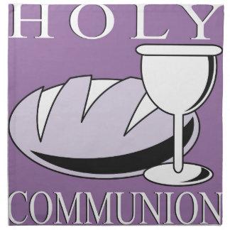 Serviettes En Tissus Sacrement de sainte communion