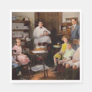 Serviettes Jetables Dentiste - la pratique en matière 1921 de famille