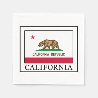 Serviettes Jetables La Californie