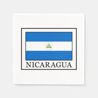 Serviettes Jetables Le Nicaragua