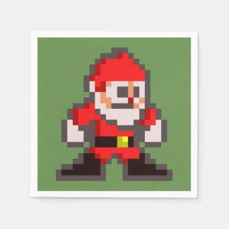 Serviettes Jetables Méga de PXL Père Noël