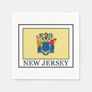 Serviettes Jetables New Jersey