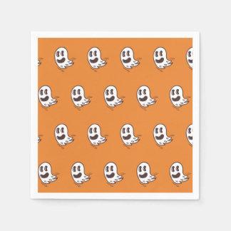 Serviettes Jetables Serviette de papier de motif de fantôme de
