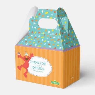 Sesame Street | Elmo - anniversaire de petit Boites Faveurs De Mariage