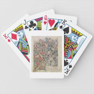 """""""S'est levée"""" la conception de papier peint (le cr Jeu De Poker"""