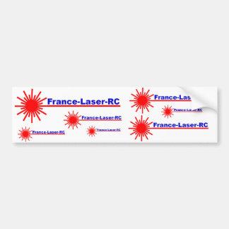 Set de Stickers Laser n°3 Autocollant Pour Voiture