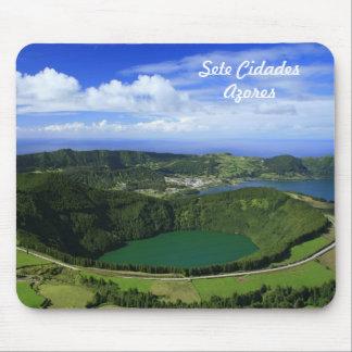 Sete Cidades - les Açores Tapis De Souris
