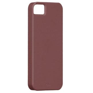 Seulement couleur solide chaude magnifique OSCB21 Coque iPhone 5 Case-Mate