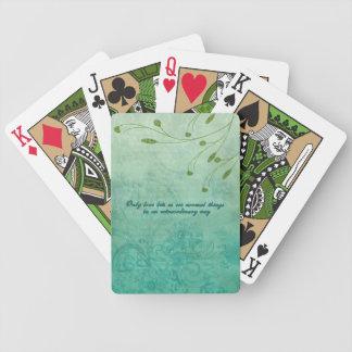 Seulement l'amour nous a laissés nous voir des cho jeu de poker