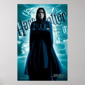 Severus Snape HPE6 1 Posters
