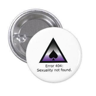 Sexualité 404 pin's