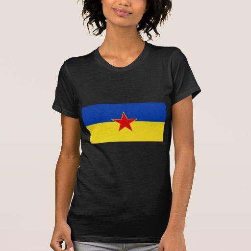 Sfr Ruthenian yougoslave et minorité ukrainienne, T-shirts