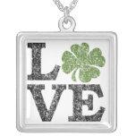Shamrock d'amour - Jour de la Saint Patrick Bijouterie