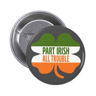 Shamrock de Jour de la Saint Patrick - Irlandais Pin's