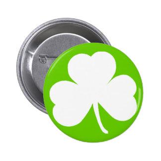 Shamrock irlandais pin's