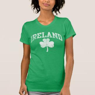Shamrock vintage de l'Irlande T-shirt