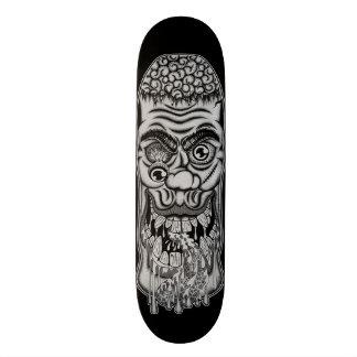 Shape Skateboard Monster Shape