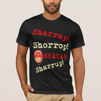 Sharrap ! T-shirt de style de Naija