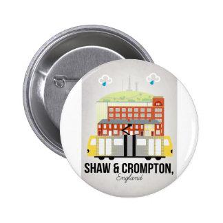 Shaw et Crompton Badges