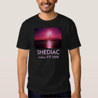 SHEDIAC, evoluc T 2008 T-shirt