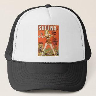 Sheena : Bande dessinée de femme de jungle Casquette