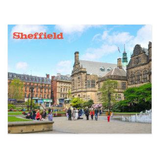Sheffield Carte Postale