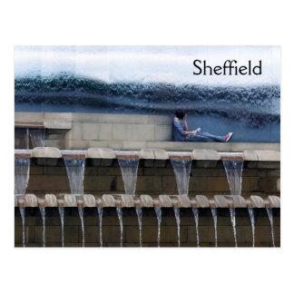 Sheffield Cartes Postales