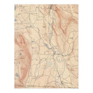 Sheffield, le Massachusetts Cartes Postales