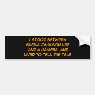 Sheila Jackson Lee Autocollant Pour Voiture