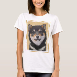 Shiba Inu (noir et Tan) T-shirt