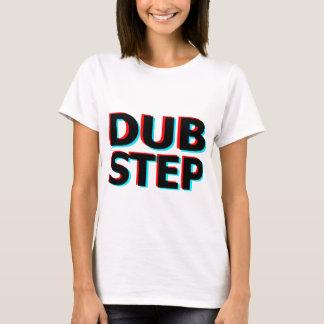 Shimmy bas de techno d'étape dégoûtante de copie t-shirt