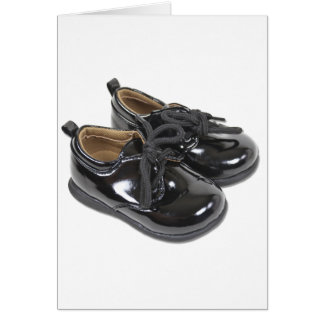 ShinyInfantShoes101610 Carte De Vœux