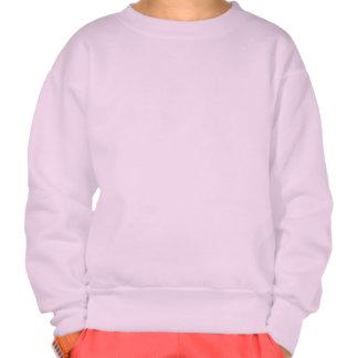 Shir de l'enfant de feuille d'érable de sweatshirt
